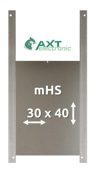 mHS – Alu-Entenklappe Größe M