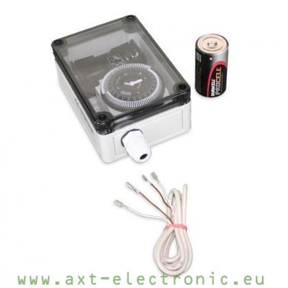 BS - analoge Batterie-Zeitschaltuhr